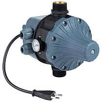 """Контроллер давления электронный 1.1кВт Ø1"""" + розетка WETRON (779756), фото 2"""