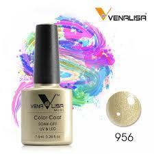Гель лак Venalisa (Canni) new collection N956 7.5мл