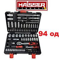 Профи набор HAISSER 94 инструментов ключи автонабор набор инструментов