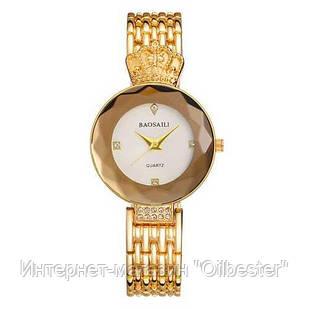Женские часы со стразами Baosaili