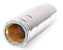 Сопло газовое(мундштук) MB 15AK для сварочной горелки (без резьбы)