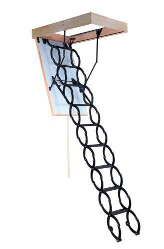 Горищні сходи Flex Oman Termo (120x60) H290