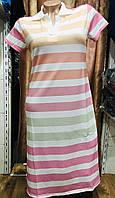 """Сукня жіноча в смужку розміри S-2XL (4кол) """"GEREKLI"""" недорого від прямого постачальника"""