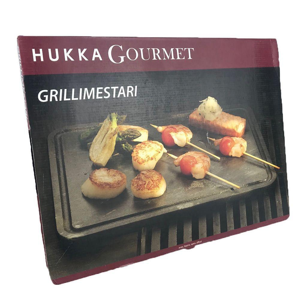 Гриль для мяса Hukka (227/297/10 мм)