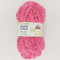 Плюшевая пряжа Toffee Baby Тофи Himalaya Турция, разные цвета., Розовый