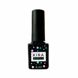 Каучукове базове покриття Kira Nails 6мл