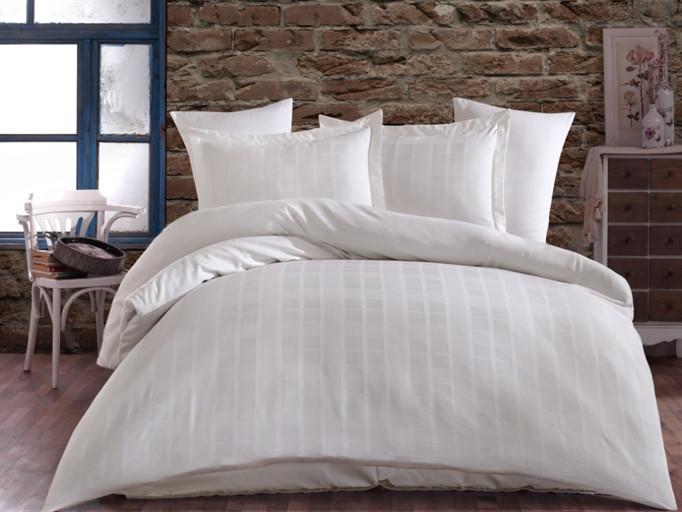 Комплект постельного белья Exclusive Sateen Diamond Ekose 200х220 (8698499145900)
