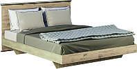Кровать 2-сп 160 /180  Палермо Світ Меблів, фото 1