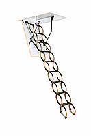 Горищні сходи Flex Termo Metal Box Oman H290 120x70, фото 1