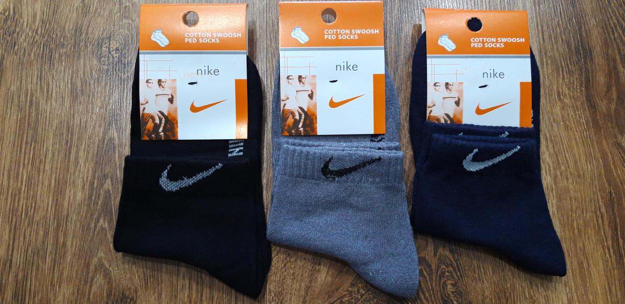 """Женские(подростковые)стрейчевые носки в стиле""""Nike""""Турция Оригинал 36-41"""
