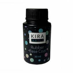 Каучукове базове покриття Kira Nails 30мл, без кисті