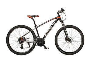 """Горный велосипед Oskar 27,5"""" Sporta черный (27,5-m107-bk)"""