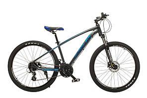 """Горный велосипед Oskar 27,5"""" Sporta серый (27,5-m107-gr)"""