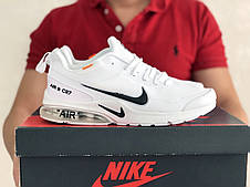 Мужские модные кроссовки Nike Air Presto CR7,белые, фото 2