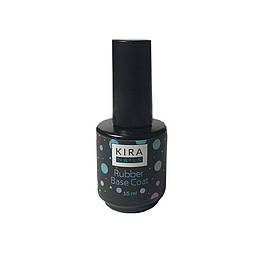 Каучукове базове покриття Kira Nails 15мл