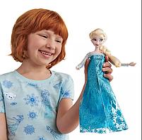 Кукла Disney Princess Эльза Frozen Холодное сердце 2 с кольцом и аксессуарами Классическая 965066, фото 2