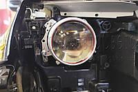 """Toyota RAV4 - замена линз на светодиодные Bi-LED Luma i5+ 62W 3,0"""" дюйма"""