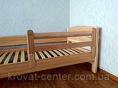 """Защитный бортик для детской кровати """"Масу Люкс"""" (цвет на выбор) 98 см."""
