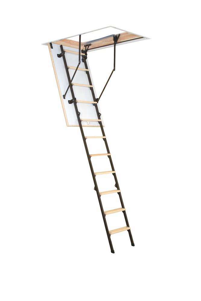 Горищні сходи Stallux Oman Termo (120x70)H280