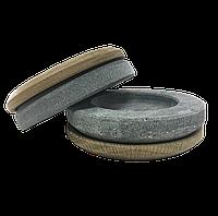 Камень для стейка + 2 деревянные подставки
