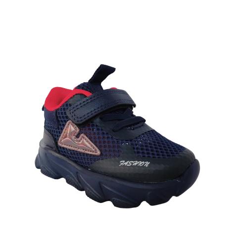 Сині легкі кросівки з наскрізною сіткою хлопчикам, р. 21, 22, 23, 24, 26. Весняні, літні