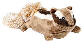 Игрушка для собак trixie бурундук плюшевый 28 см