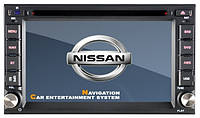 Штатная магнитола Nissan Qashqai Tida  Frontier  Navara Micra Pathfinder Patrol  Versa Juke
