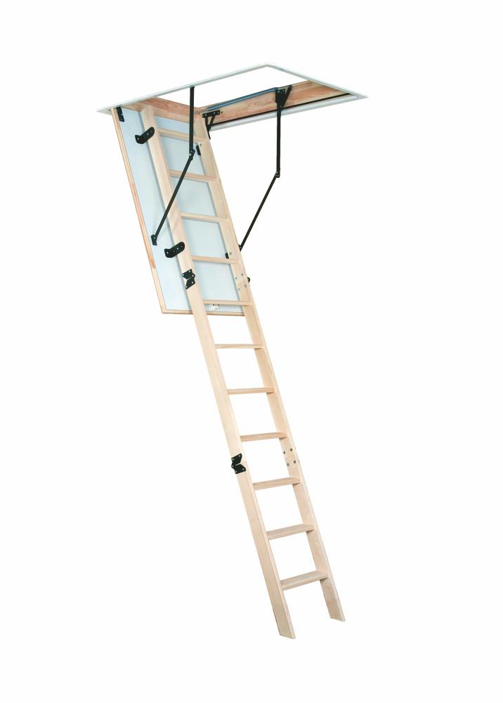 Чердачная лестница Termo S Oman H280 120x70