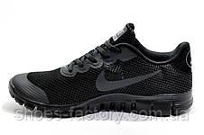 Мужские кроссовки стиле Nike Free Run 3.0 V2, 2020 All Black, фото 2