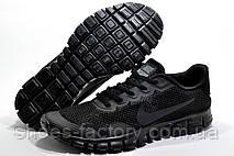 Мужские кроссовки стиле Nike Free Run 3.0 V2, 2020 All Black, фото 3