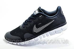 Мужские кроссовки в стиле Nike Free Run 3.0 V2, 2020 Dark Blue\White