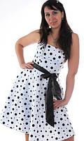 Платье в стиле 60-х годов — «стиляги»