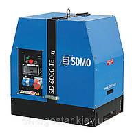 Трехфазный дизельный генератор SDMO SD 6000 TE-XL (6 кВт)