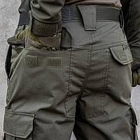 """Брюки тактические """"S.W.A.T."""" ARMY OLIVE с ремнём, фото 10"""