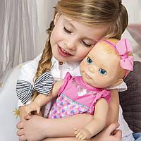 Интерактивная кукла Лувабелла Блондинка Luvabella Newborn Baby Blonde оригинал от SpinMaster