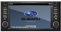 Штатная магнитола Subaru Forester Subaru Impreza