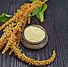 Амарант, семена красного амаранта органического для проращивания 20 грамм