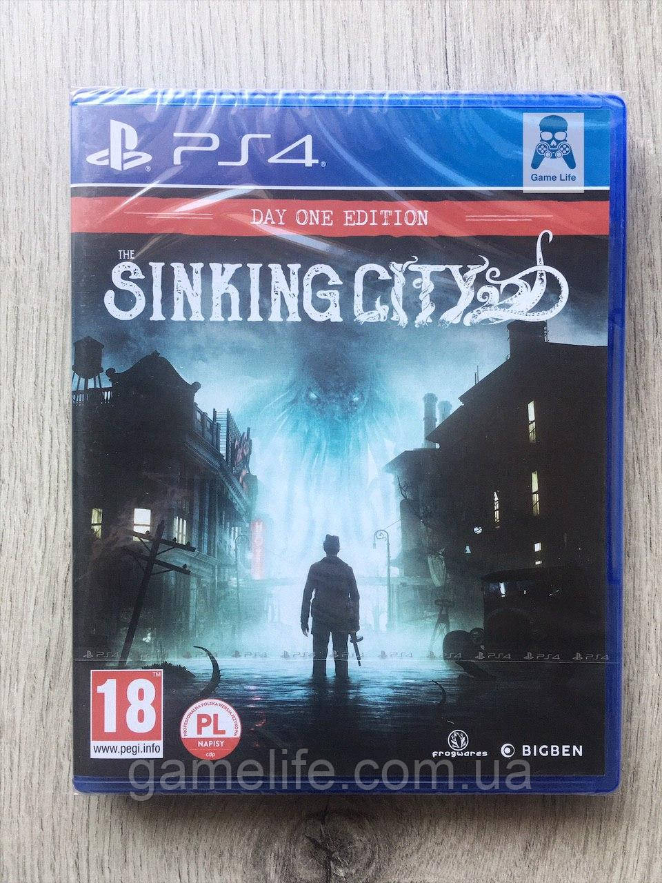 The Sinking City Day One Edition (рус.) PS4