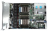 Двухпроцессорный Сервер HP PROLIANT dl360p gen8, оптимизированный для ресурсоемких задач
