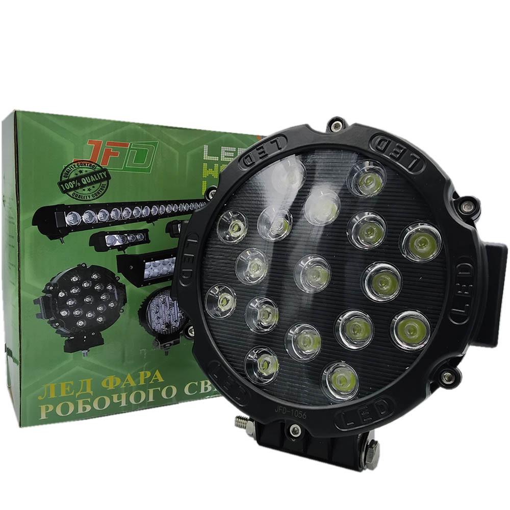 LED Фара робочого світла 51W/60 JFD-1056