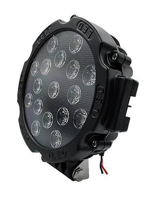 LED Фара робочого світла 51W/60 JFD-1056, фото 2