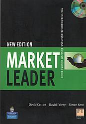 Учебник Market Leader Pre-Interm New Student's book +CD Multi-Rom