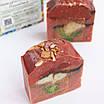 Мыло ручной работы с маслами какао, ши - Панночка 500 г - эконом-упаковка из 5 кусочков по 100 грамм, фото 2