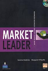 Учебник  Market Leader Advanced New Student's boo+CD Multi-Rom