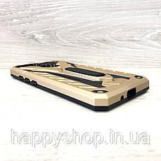 Чехол-накладка IPaky Cavalier для Xiaomi Redmi 6 (Золотой), фото 3