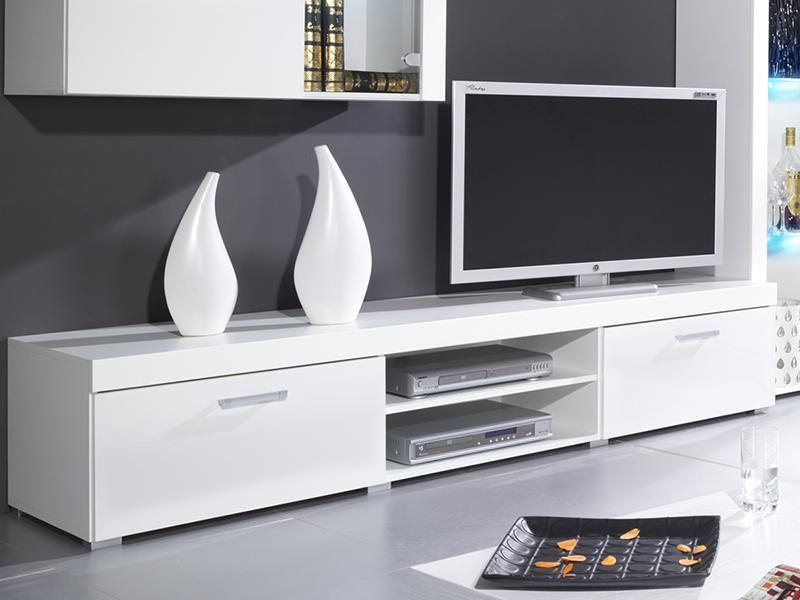 ТВ тумба SAMBA 200 (белый) (CAMA)
