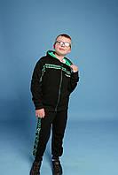 Подростковые спортивные костюмы для мальчиков GRACE,разм 134-164 см,95% хлопок, фото 1