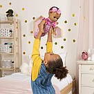 Интерактивная кукла Лувабелла Брюнетка Luvabella Newborn Brown Hair оригинал  SpinMaster (повреждена коробка), фото 4