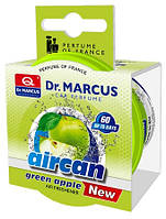 Автоосвежитель Dr. Marcus Senso Aircan - Green Apple, Ароматизатор автомобильный (Пахучка в салон авто)