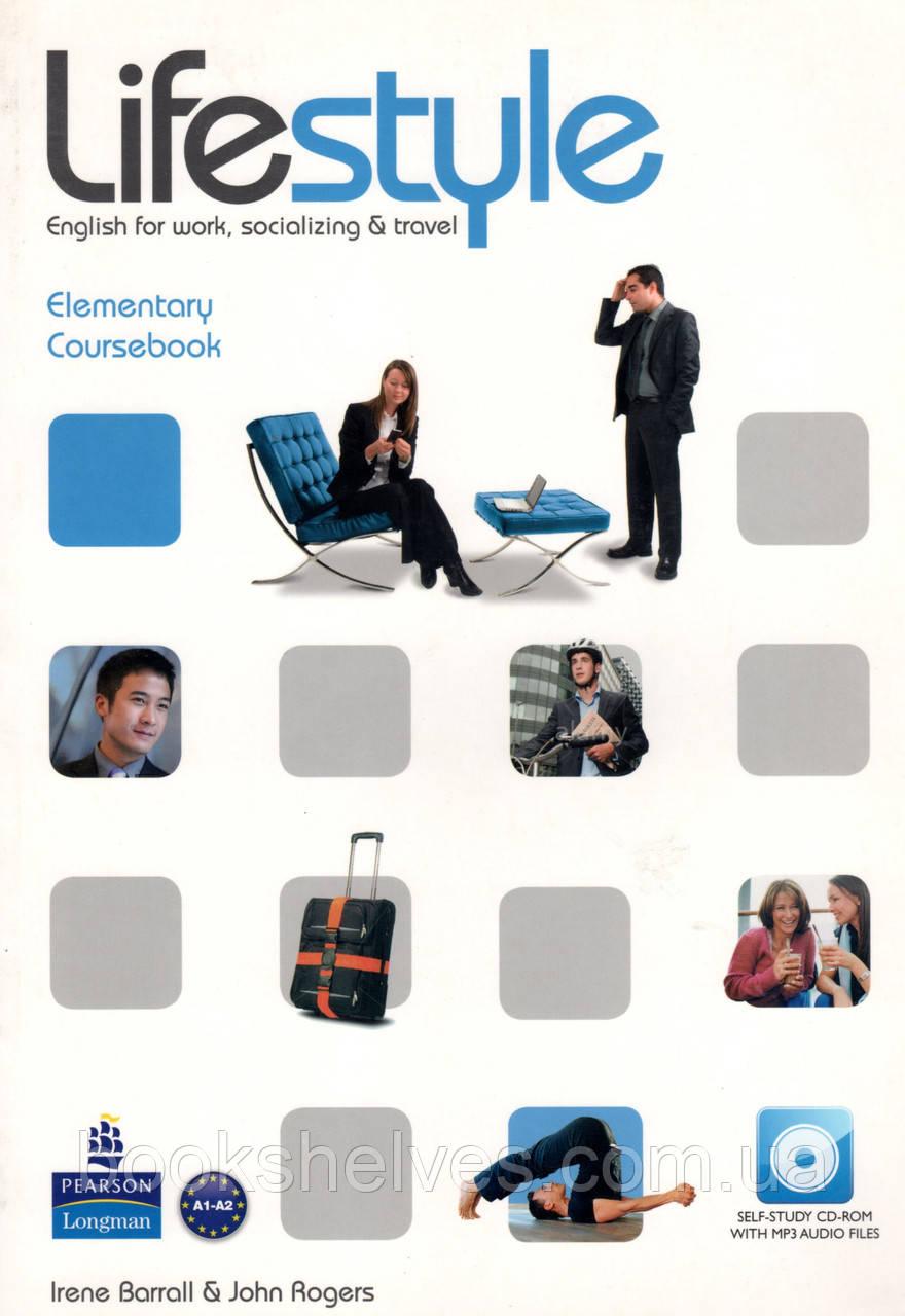 Учебник  Lifestyle Elem Student's book +cd